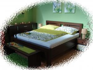 Umístění postele podle světových stran